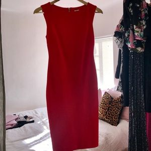 Cache Red Dress